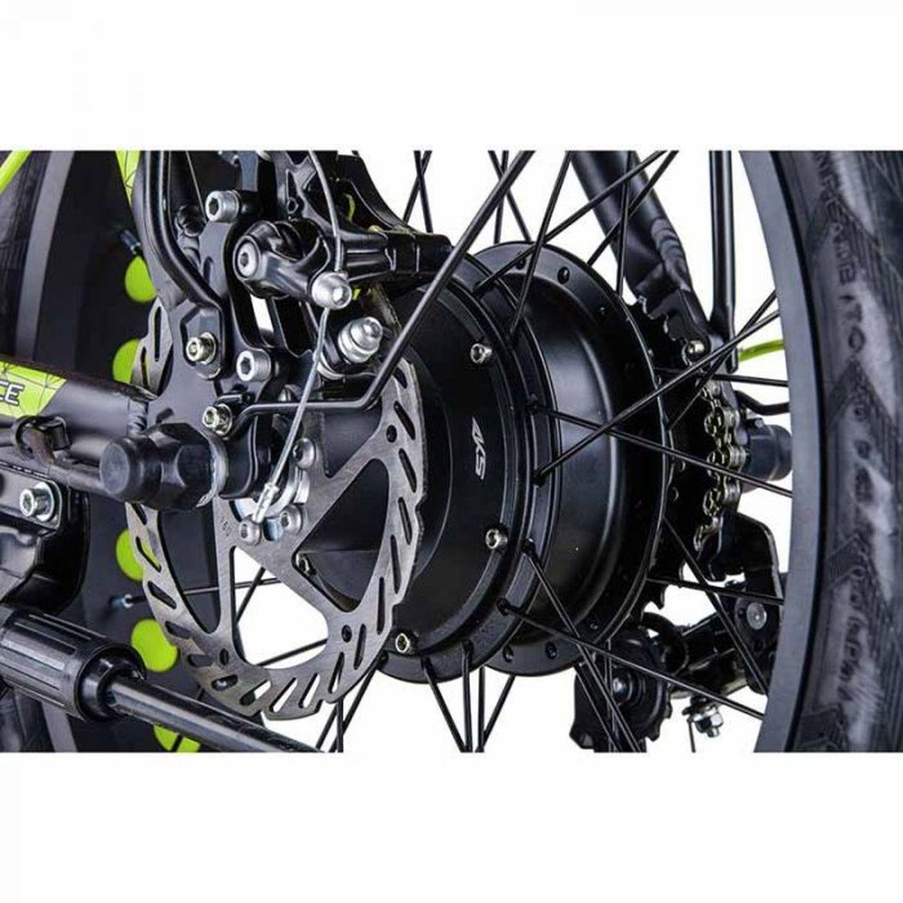 EBIKE-C5 - Noir - Vélo à assistance électrique