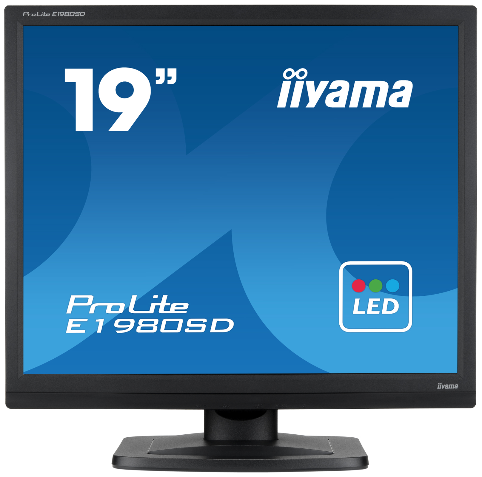 Écran PC ProLite E1980SD-B1 Iiyama