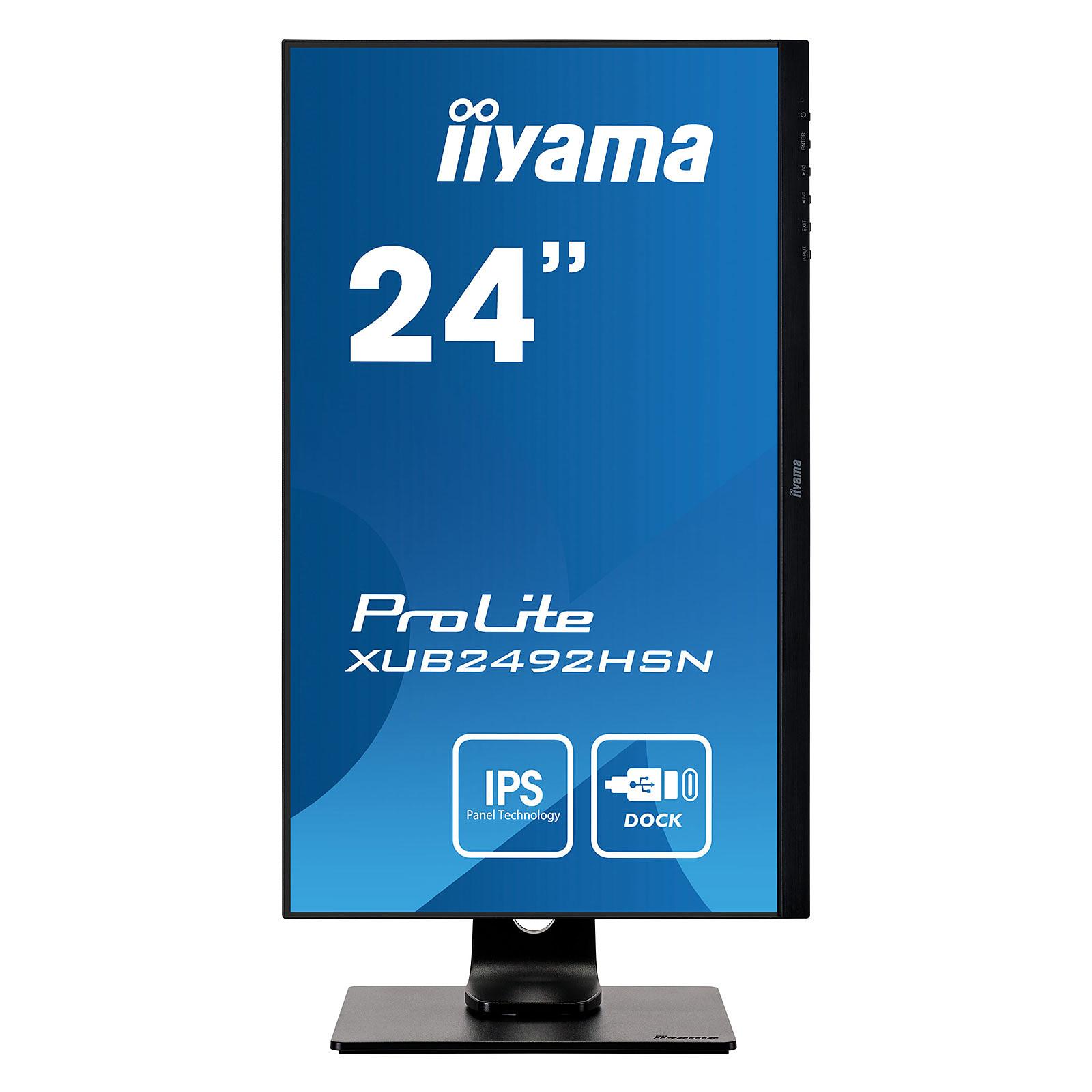 Écran PC ProLite XUB2492HSN 24