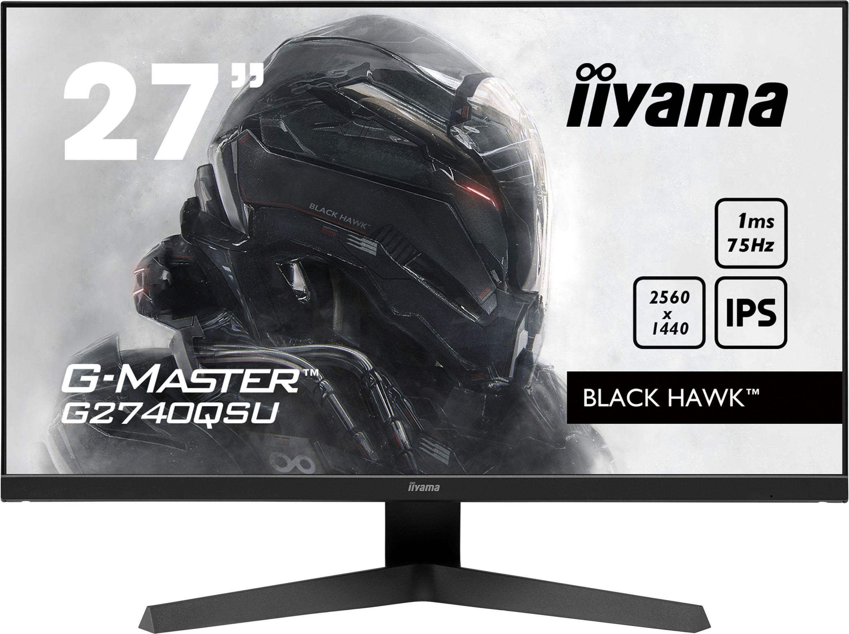 Écran PC G-Master Black Hawk G2740QSU-B1 Iiyama