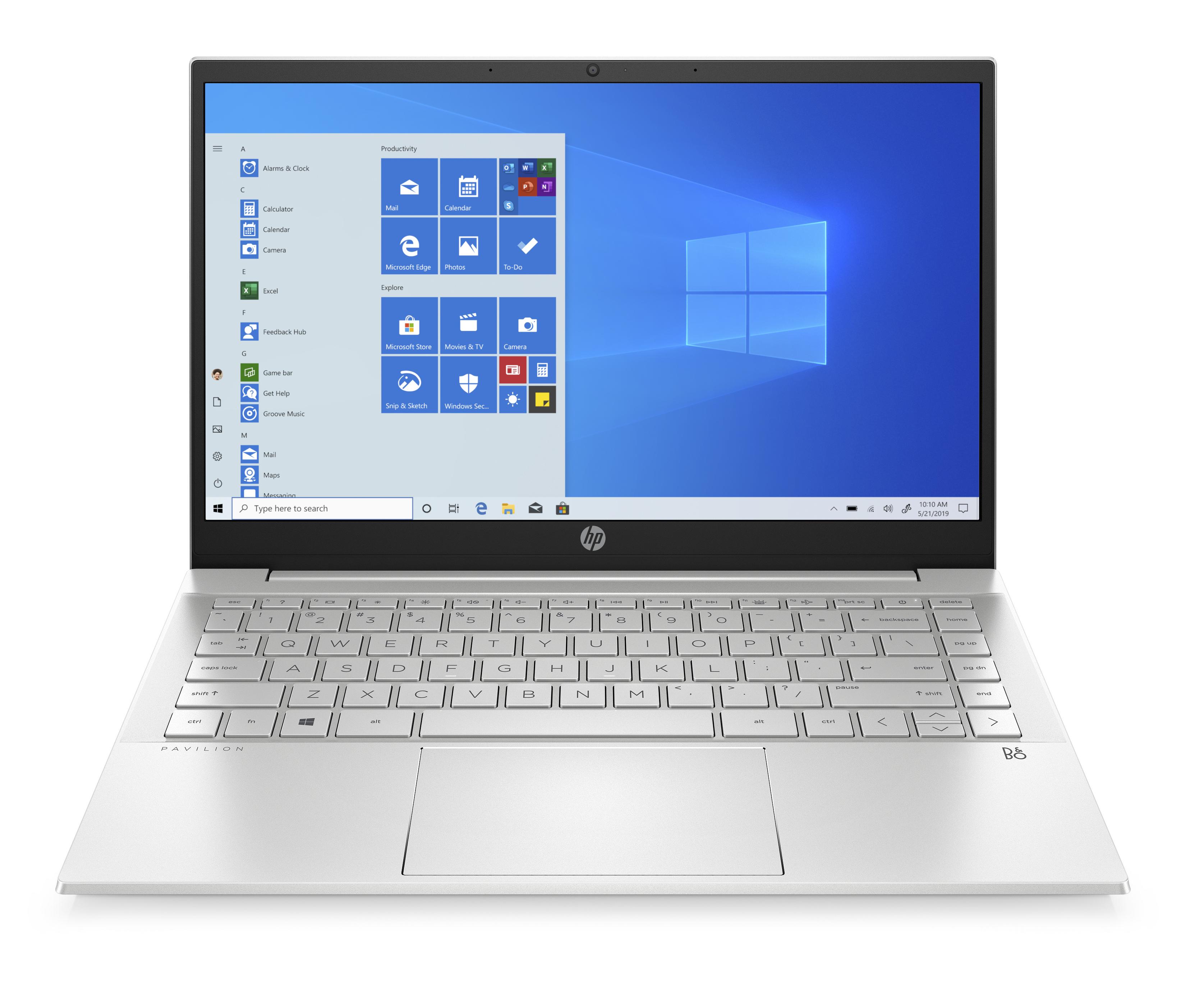 HP Pavilion Laptop 14-dv0043nf