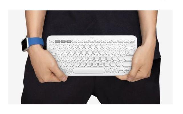 K380 Multi-Device   Bluetooth - Blanc