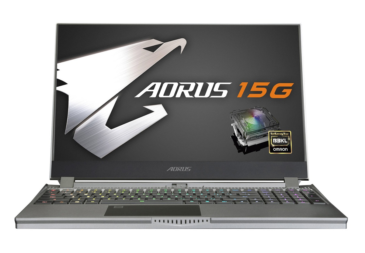 AORUS 15G - XB-8FR6150MH - Gris