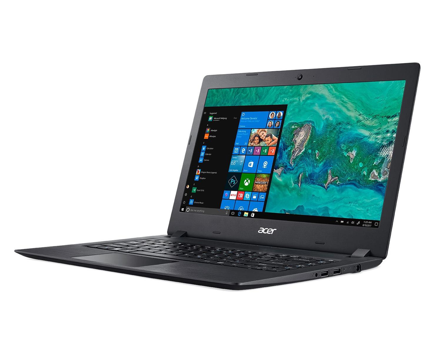 Acer A114-32-C4LC Noir