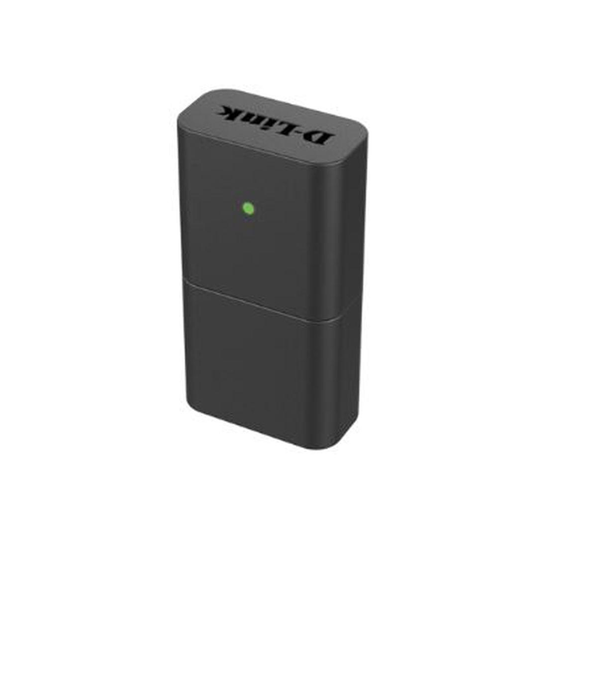 Adaptateur nano USB Wi‑Fi N 300Mbps - DWA‑131