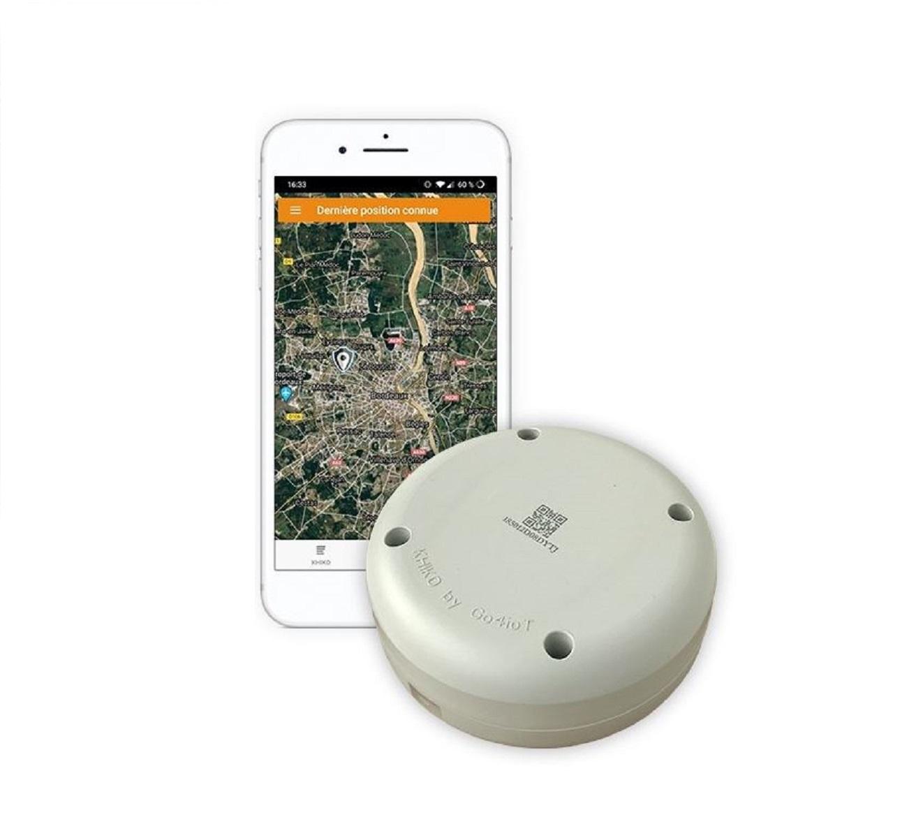 Antivol & Tracker GPS - Tout inclus et SANS abonnement