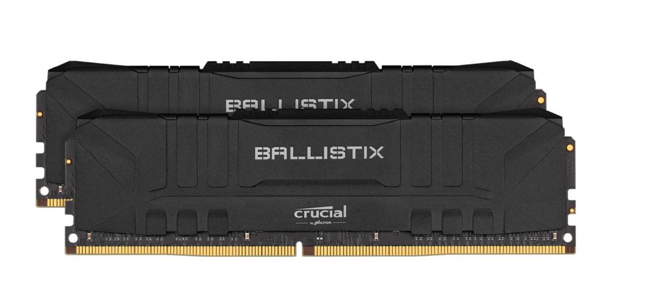 Kit de RAM Ballistix DDR4-3600 32 Go (2 x 16 Go) Crucial