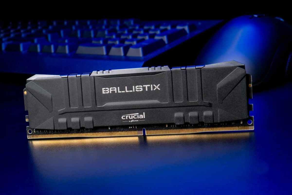 Ballistix Red