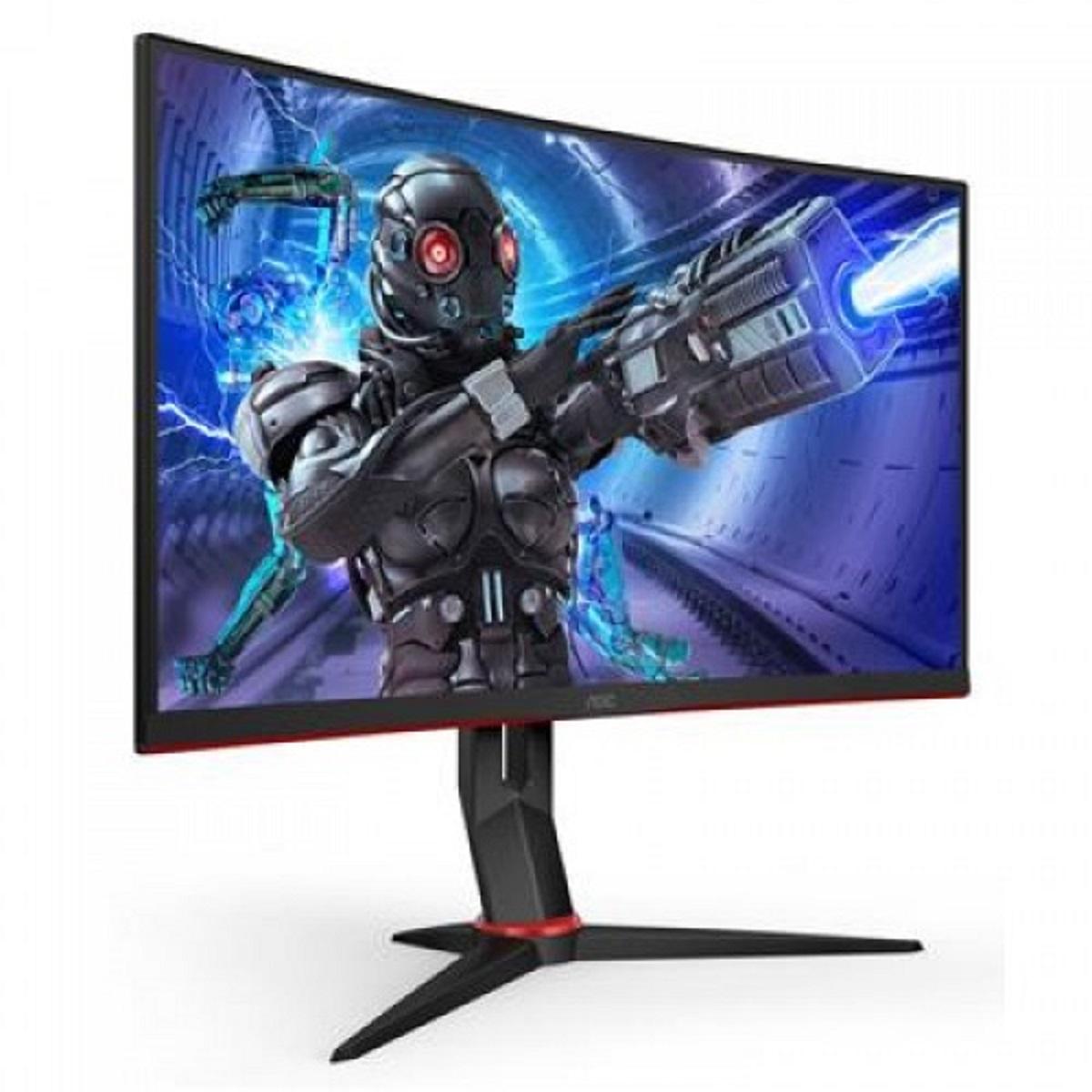 Moniteur PC gaming incurvé C27G2ZE 27'' AOC