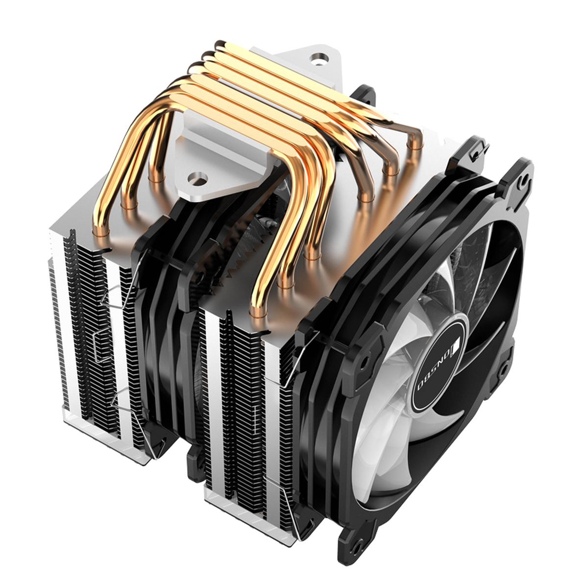 Dissipateur thermique CPU CR-2000 GT ARGB Jonsbo