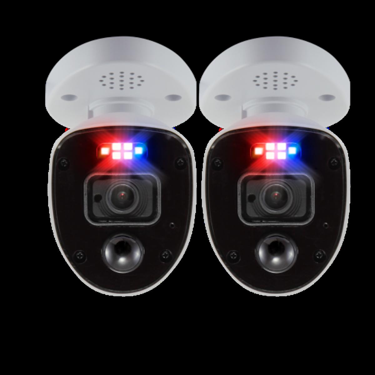 Caméra x2 add. DVR Police