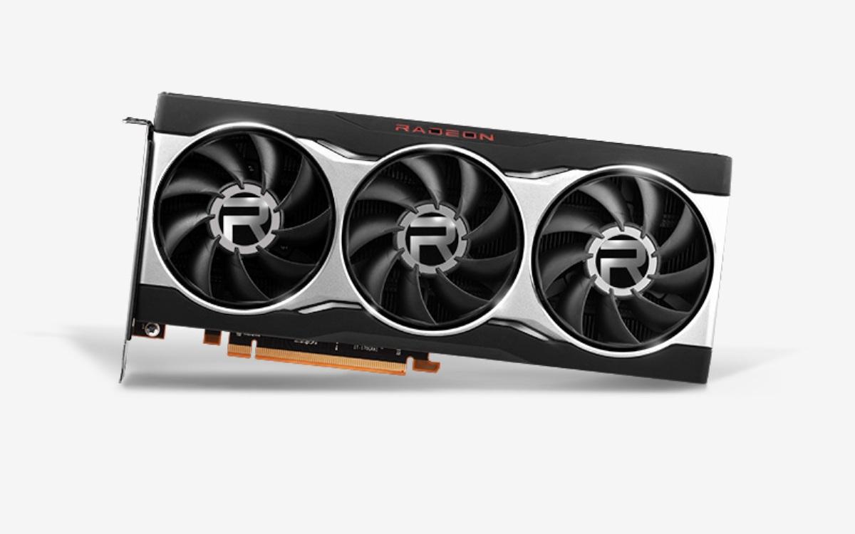 Radeon RX 6800 - Triple Fan - 16Go