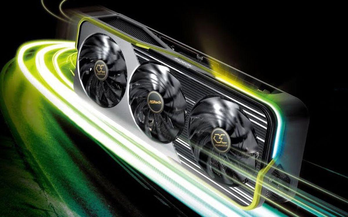 Radeon RX 6900 XT - OC Formula - 16 Go