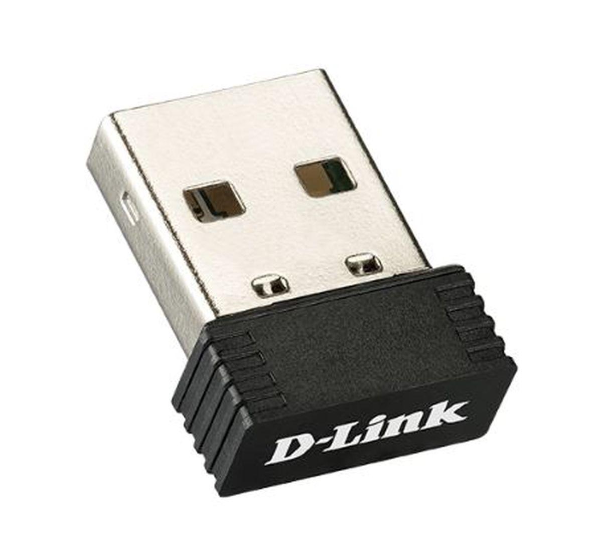 Adaptateur nano USB Wi‑Fi N 150Mbps - DWA-121