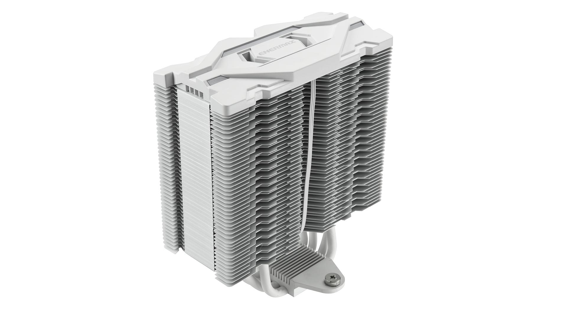 ETS-F40 - Refroidisseur blanc pour processeur Intel / AMD Ryzen