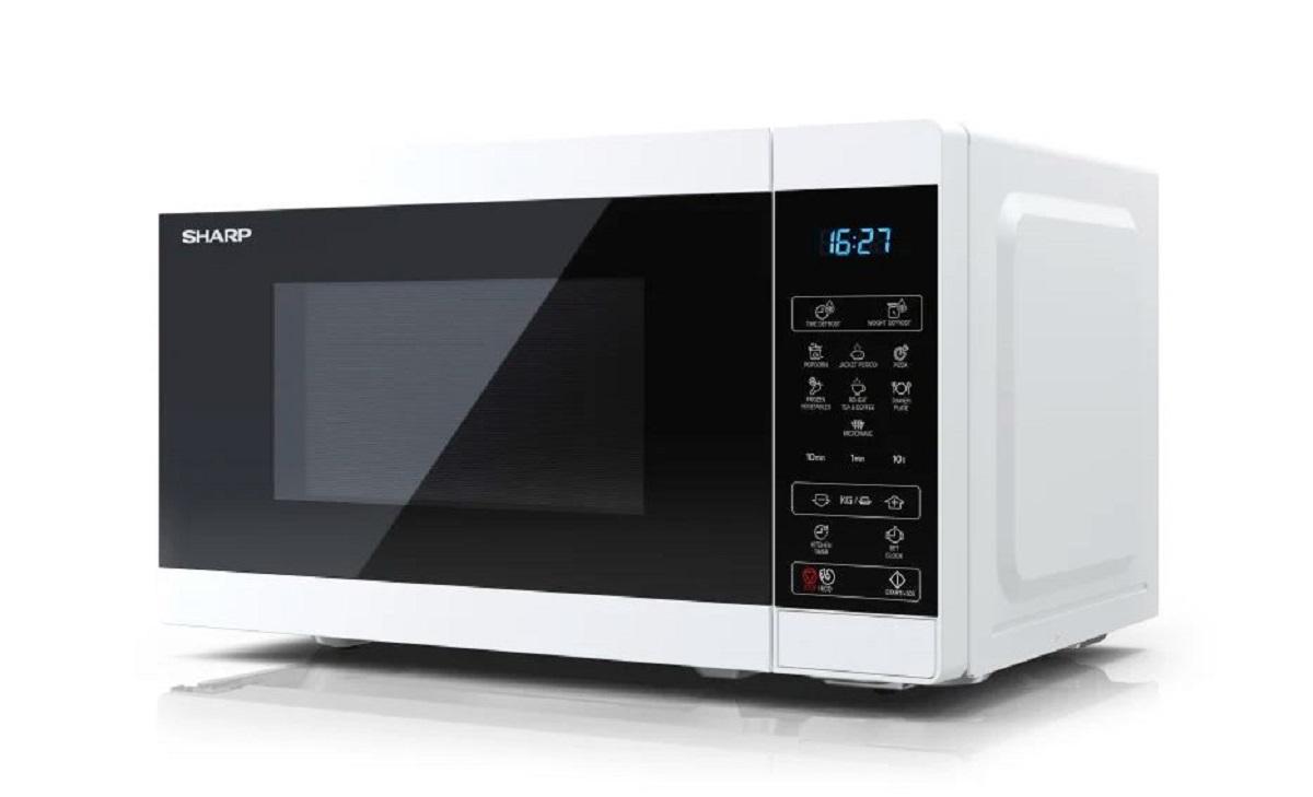 Four micro-ondes YC-MS02E-W - 20L - 800W - Blanc