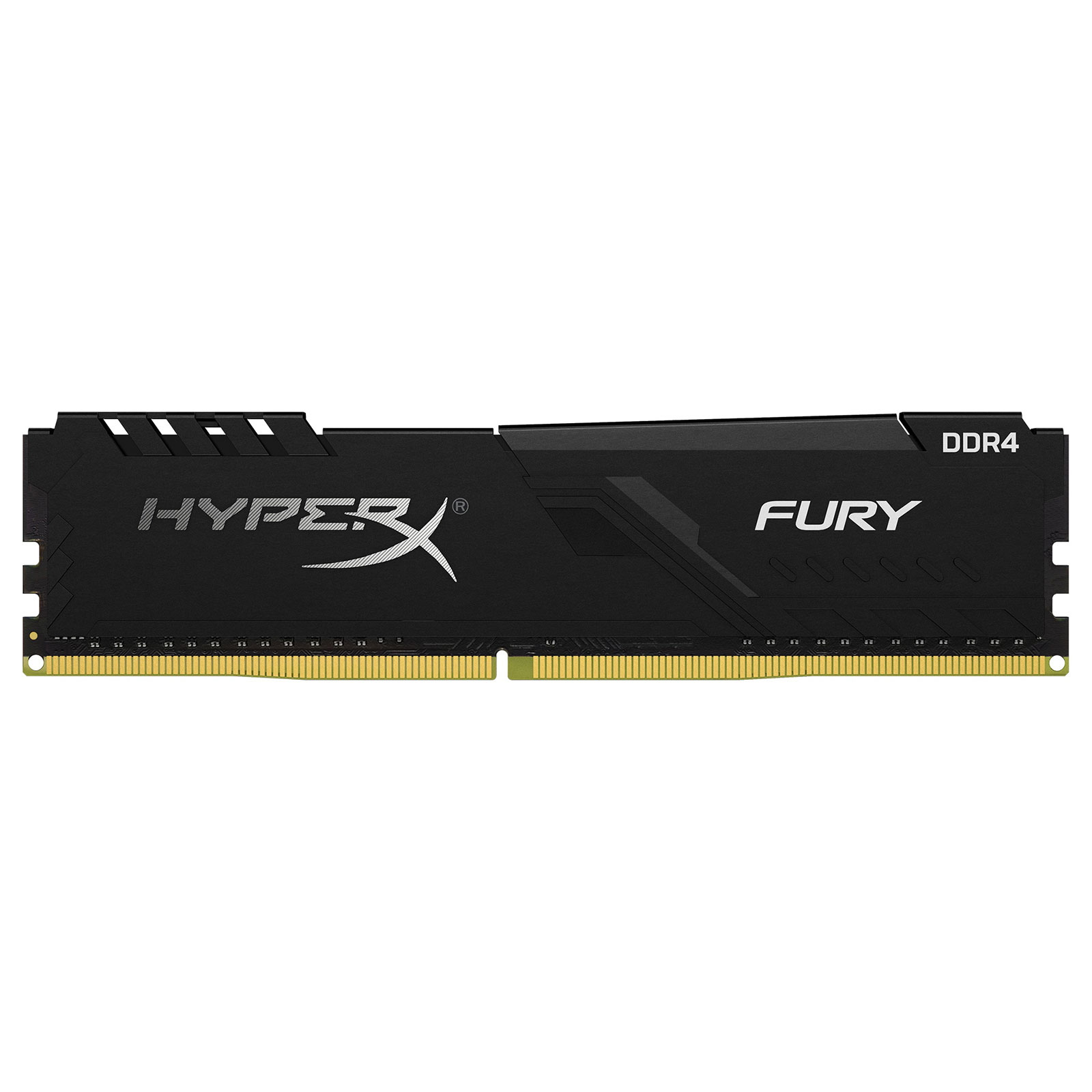 Fury - 8Go - DDR4 3200Mhz - CAS 16 - Noir