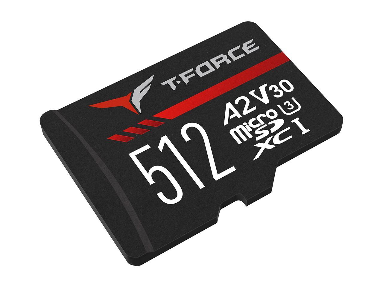 Carte mémoire T-Force Gaming A2 512 Go Teamgroup