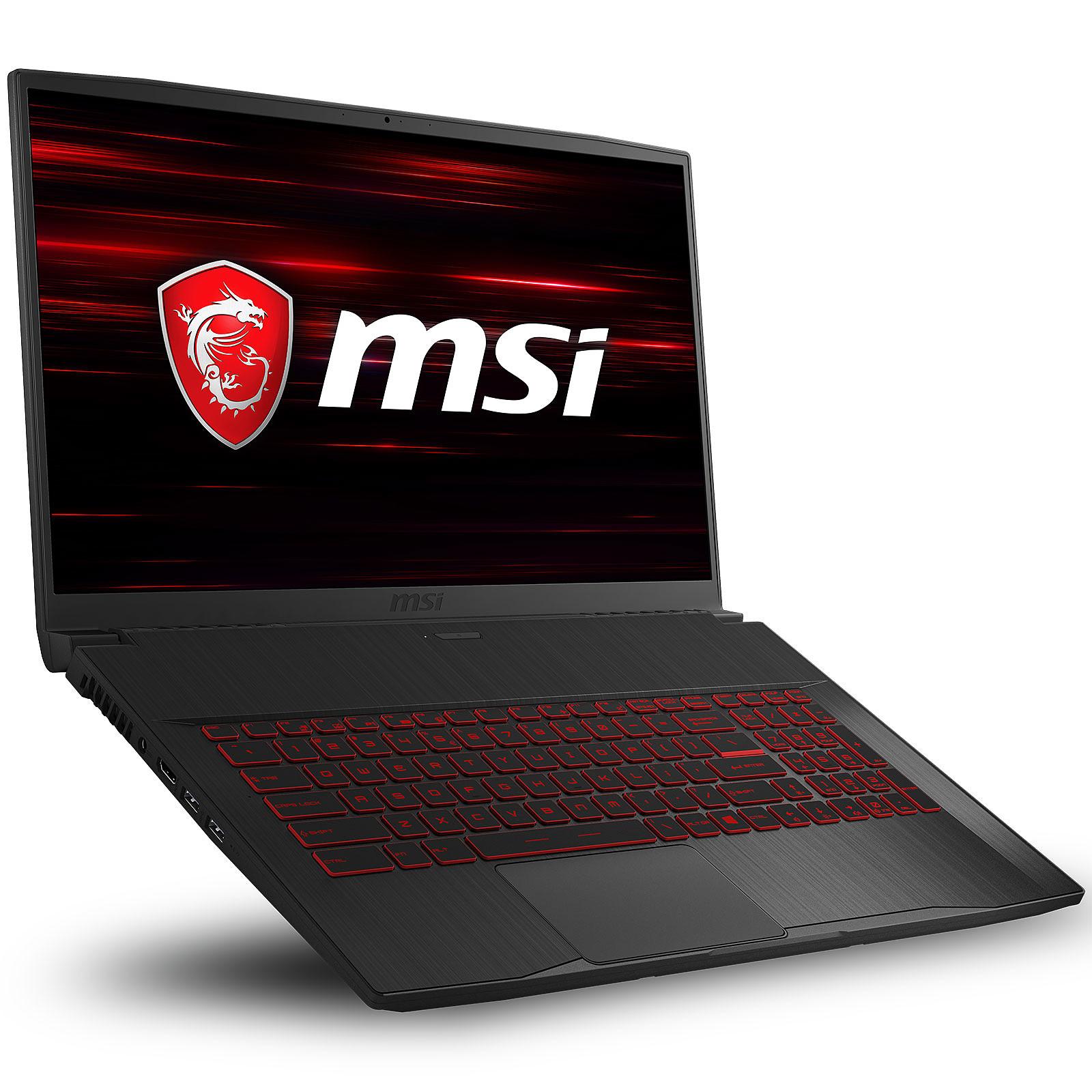 PC portable gaming 17,3'' Core™ i7 GF75 Thin 10UEK-032XFR MSI