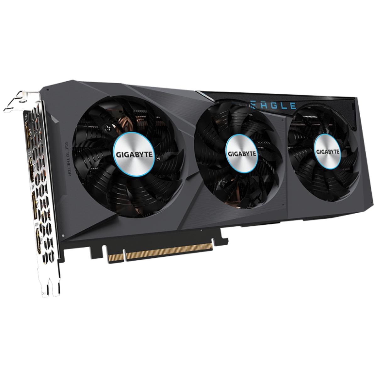 Carte graphique GeForce RTX™ 3070 Eagle 8G Gigabyte