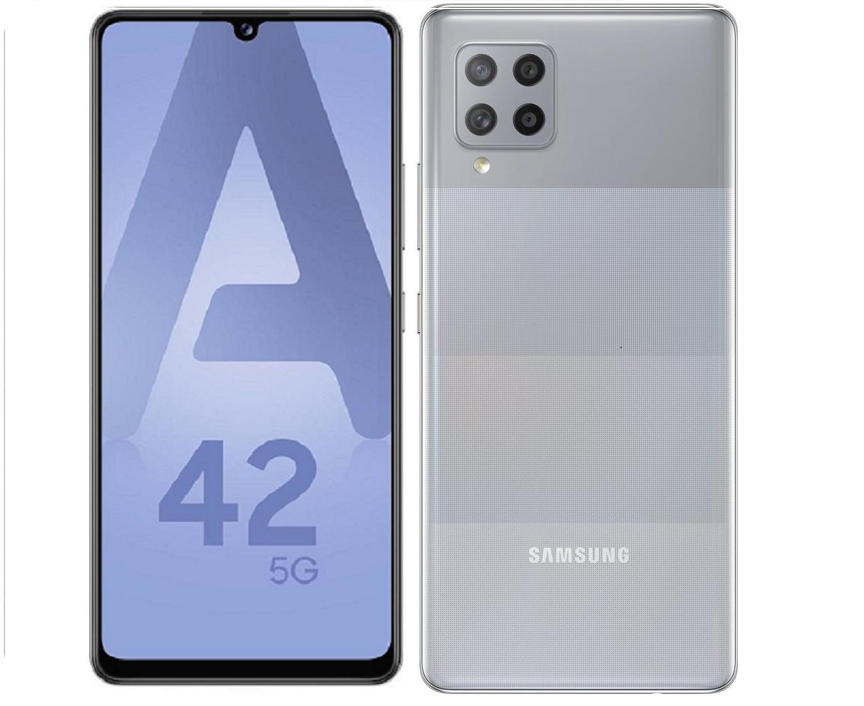 Galaxy A42 - 5G - 128 Go - Gris