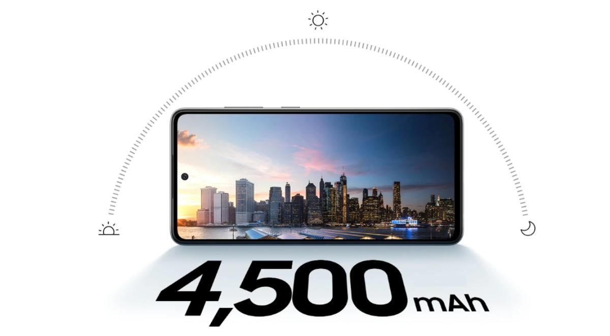 Galaxy A52 5G - 128 Go