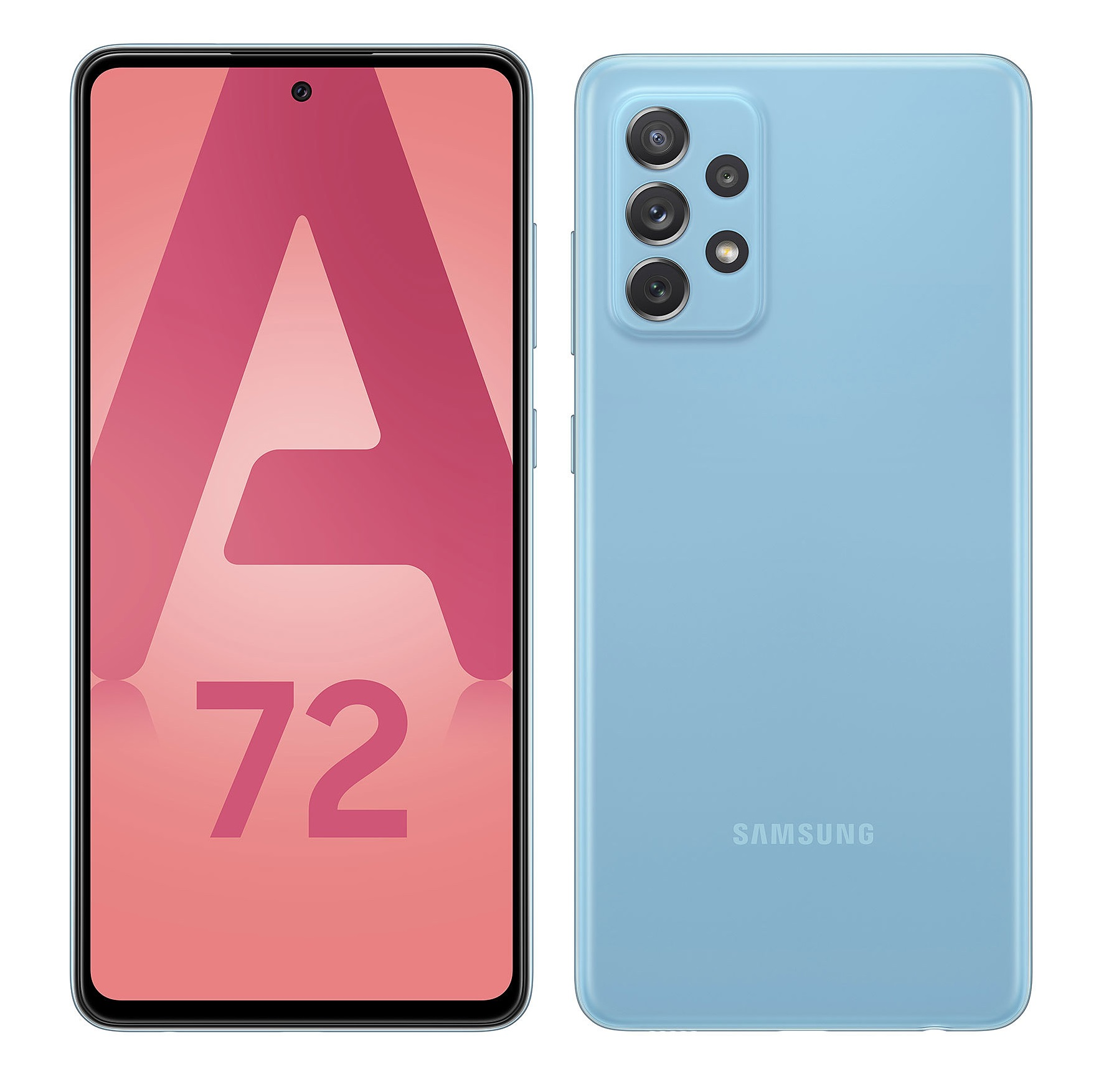 Galaxy A72 - 128 Go - Bleu