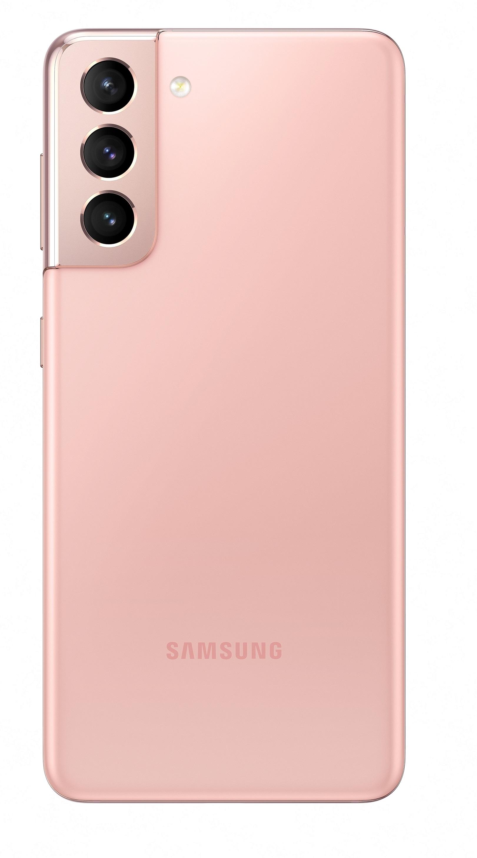 Galaxy S21 5G 128 Go Rose