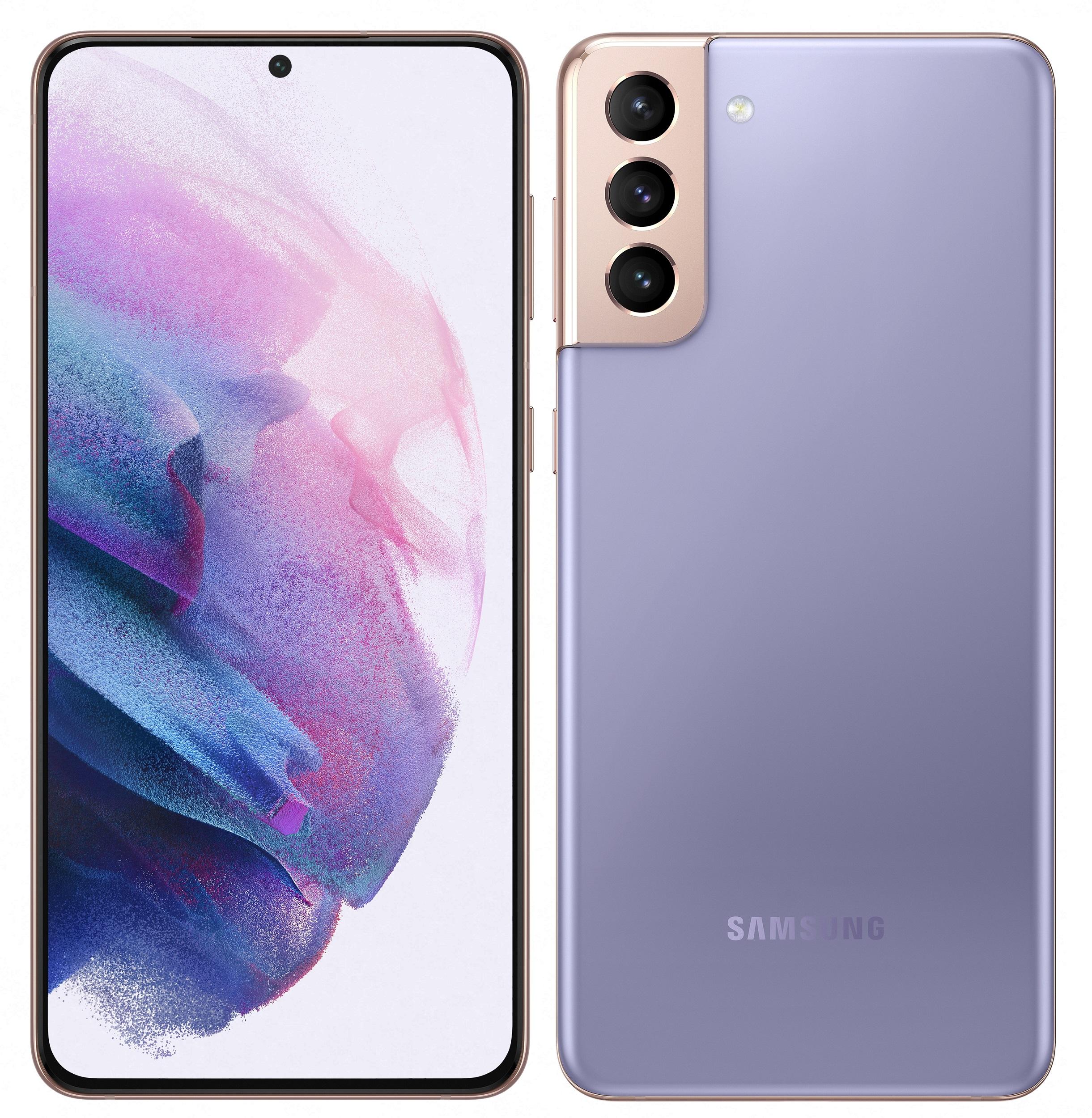 Galaxy S21 Plus 5G 128 Go Violet