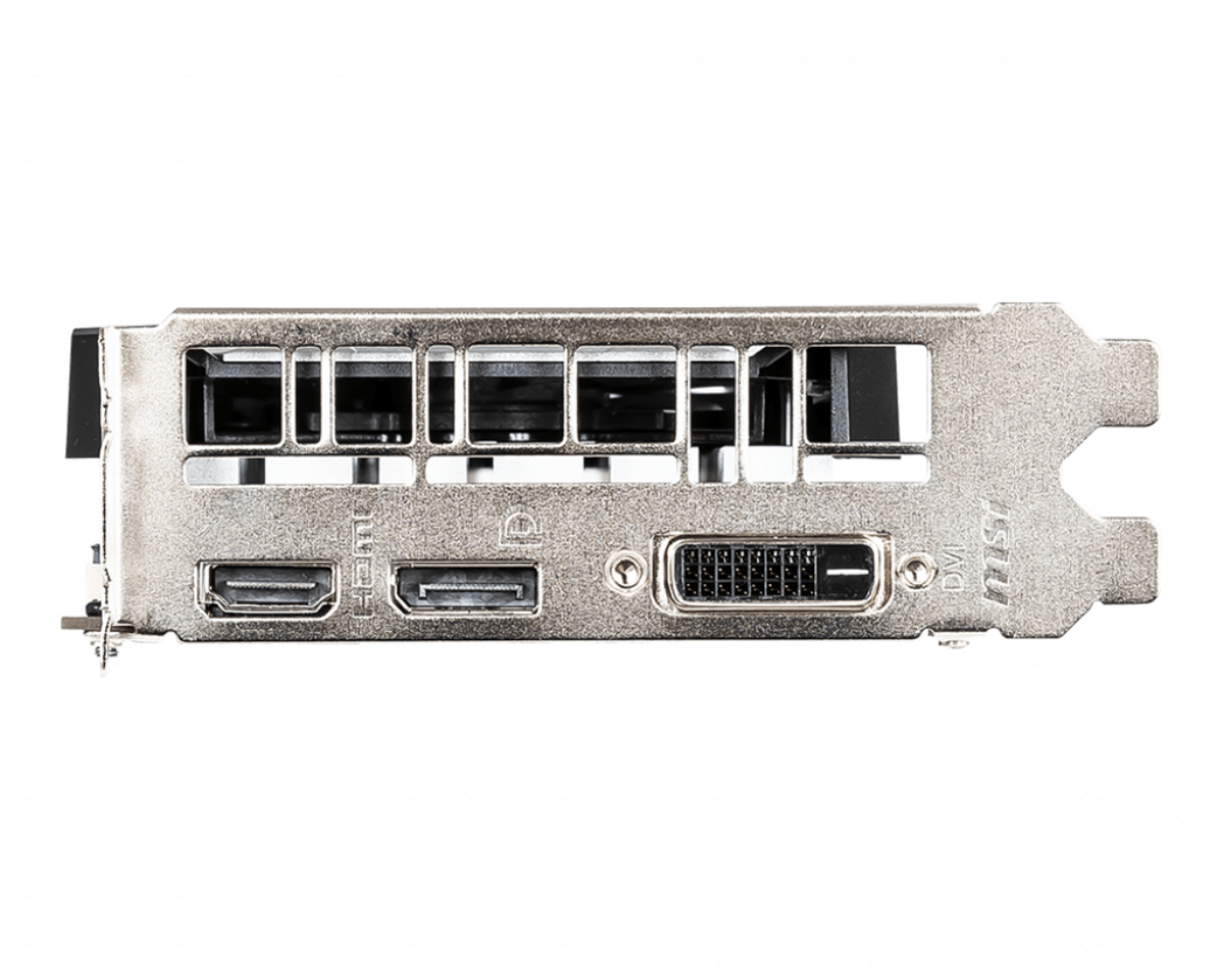 GeForce GTX 1650 D6 VENTUS XS OC - Dual Fan - 4Go