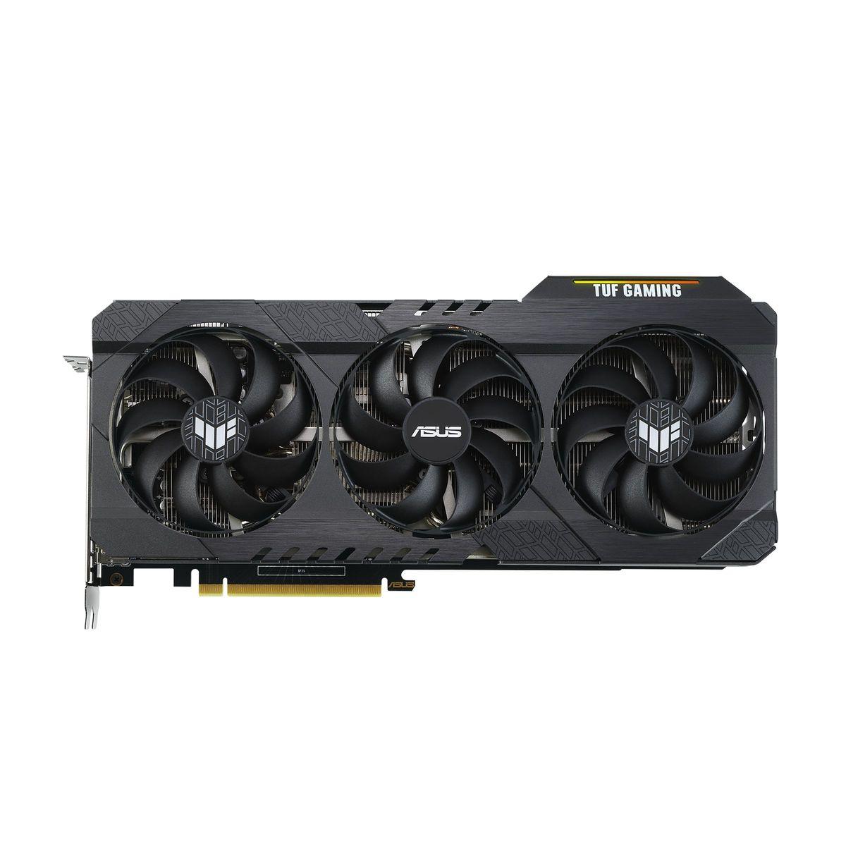 GeForce RTX 3060 V2 OC - TUF GAMING - 12 Go