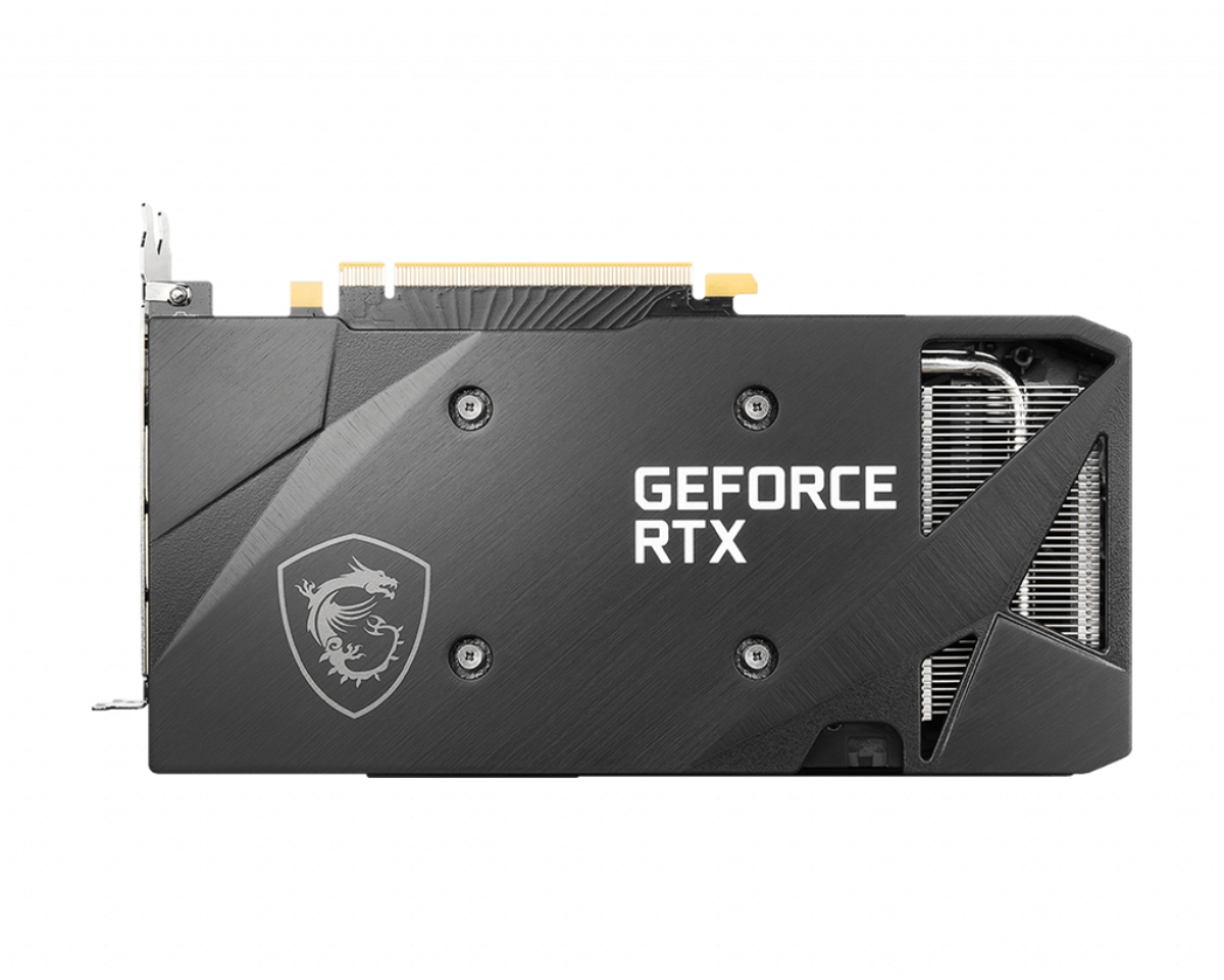 GeForce RTX 3060 VENTUS 2X OC - Dual Fan - 12Go