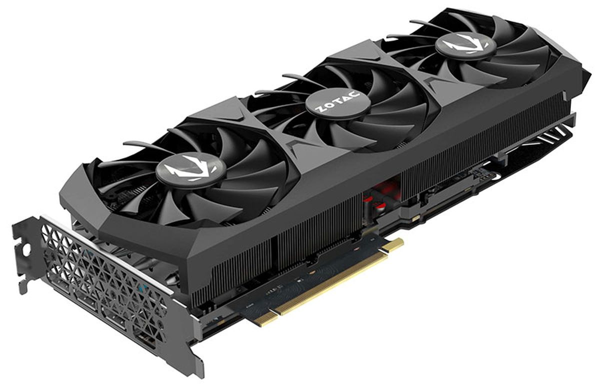 GeForce RTX 3080 TRINITY OC LHR