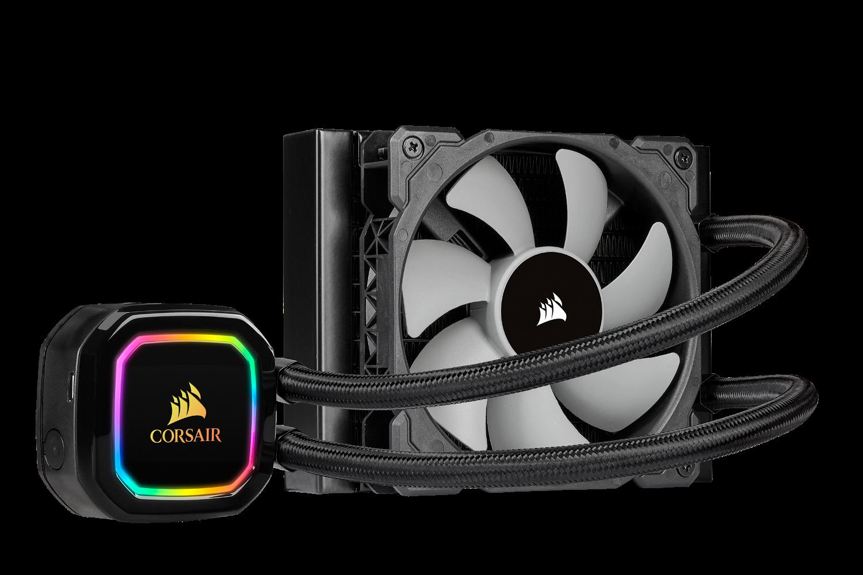 iCUE H60i RGB PRO XT 120mm