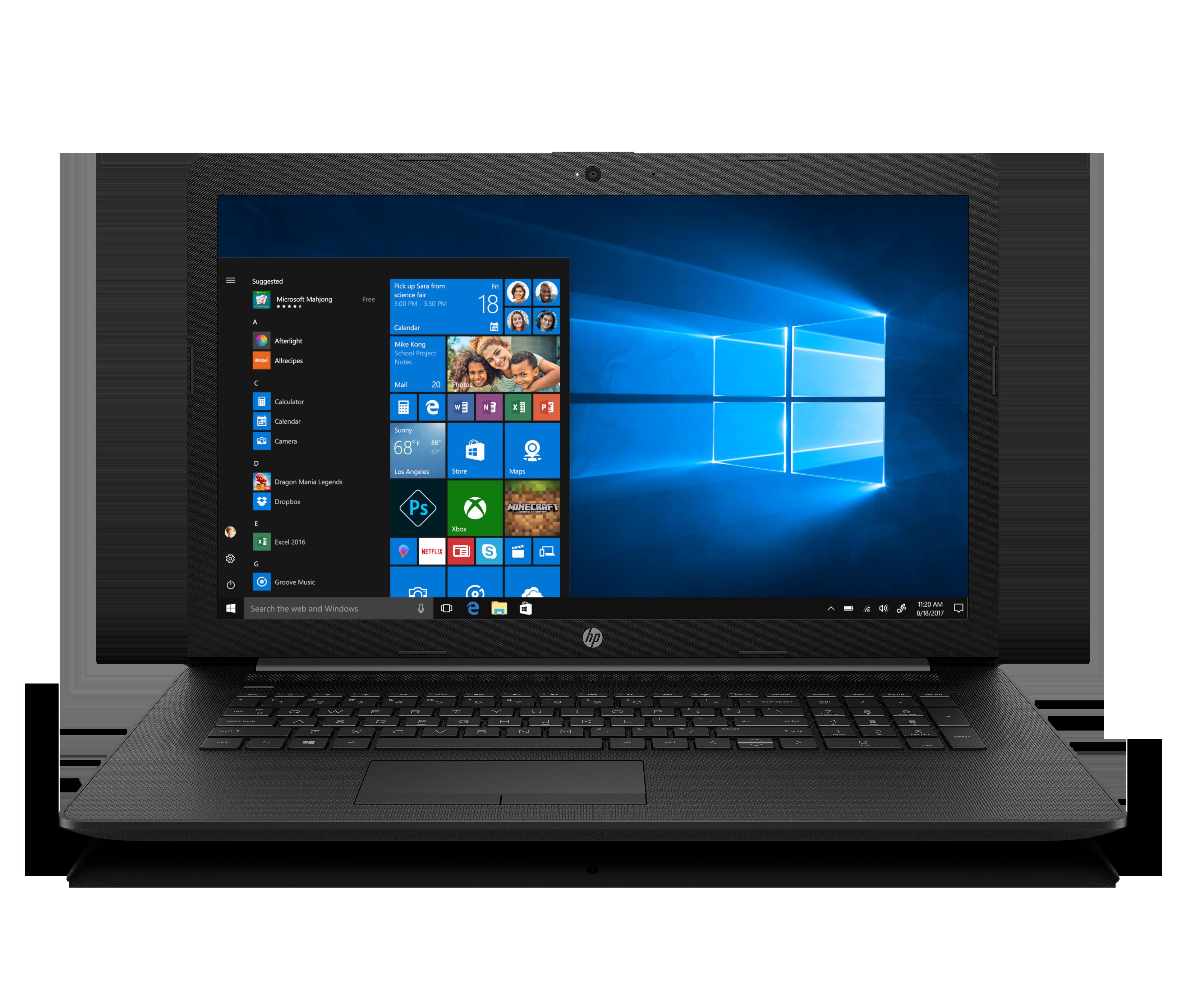HP Laptop 17-ca2063nf