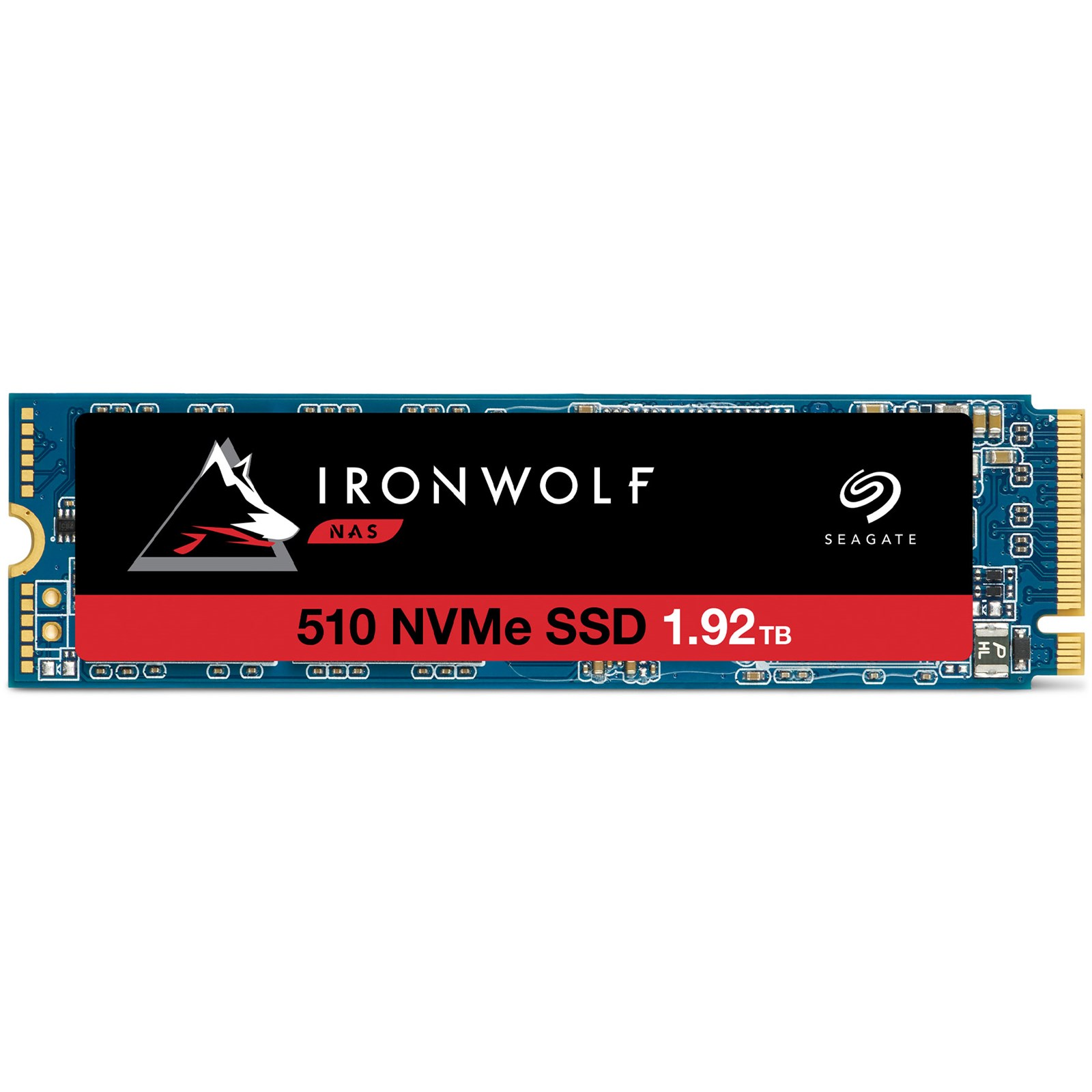 Disque SSD IronWolf 510 NVMe 1.92 To Seagate