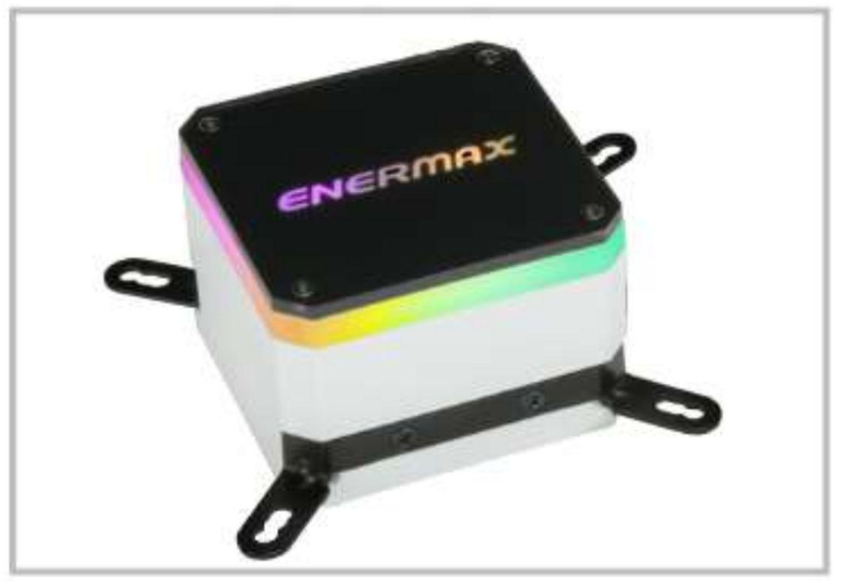 LiqMax III ARGB 360 Blanc – RGB adressable