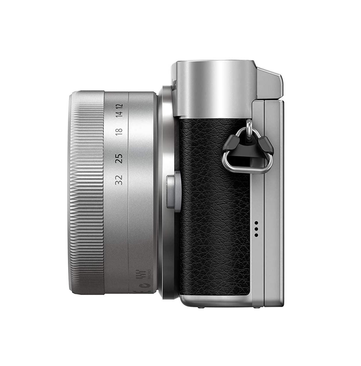 Lumix GX880 Noir/Argent + 12-32 mm f/3.5-5.6