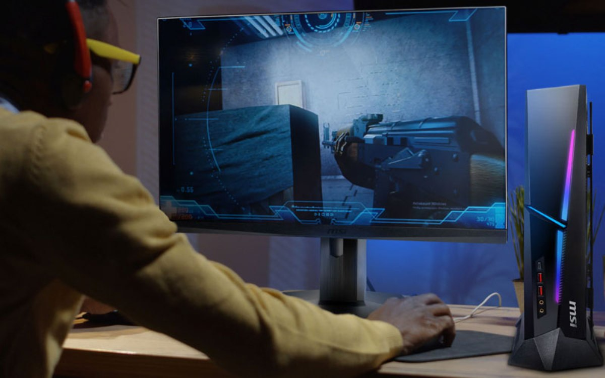 PC Gamer MSI MEG Trident X