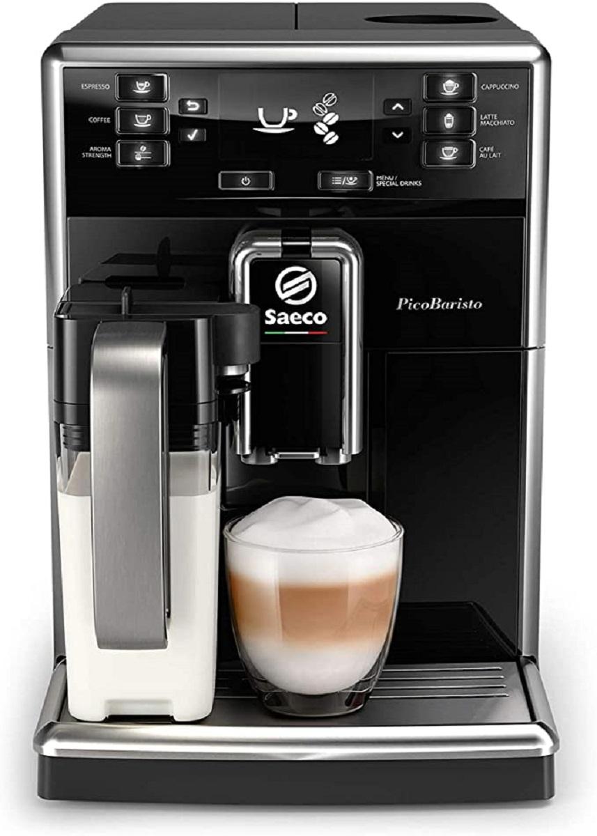 MMachine à café Expresso broyeur PicoBaristo SM5470/10 - Noir