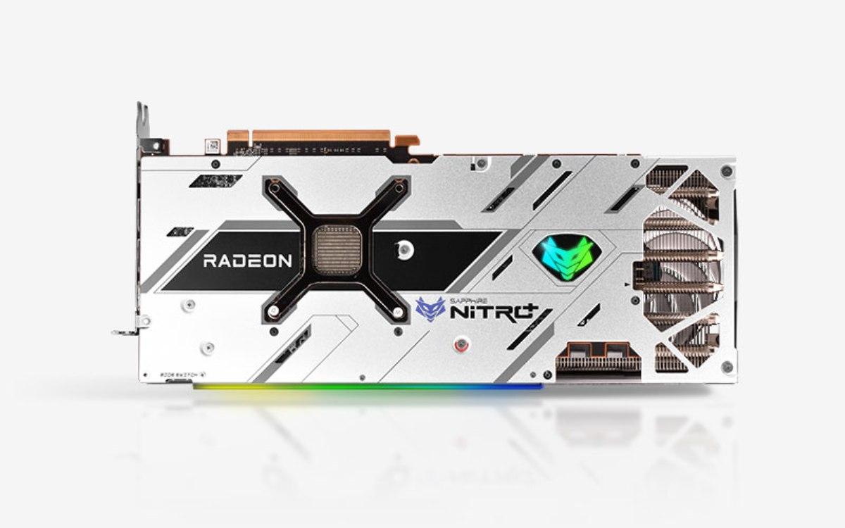 NITRO+ Radeon RX 6800 XT OC SE- Triple Fan - 16Go