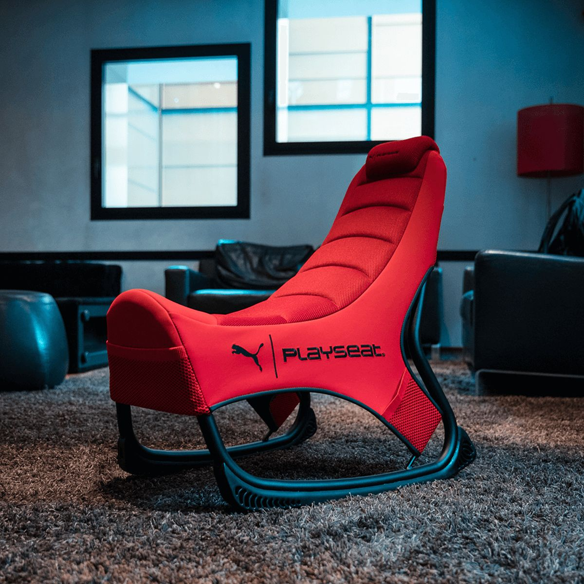 PUMA active Gaming Seat - Rouge
