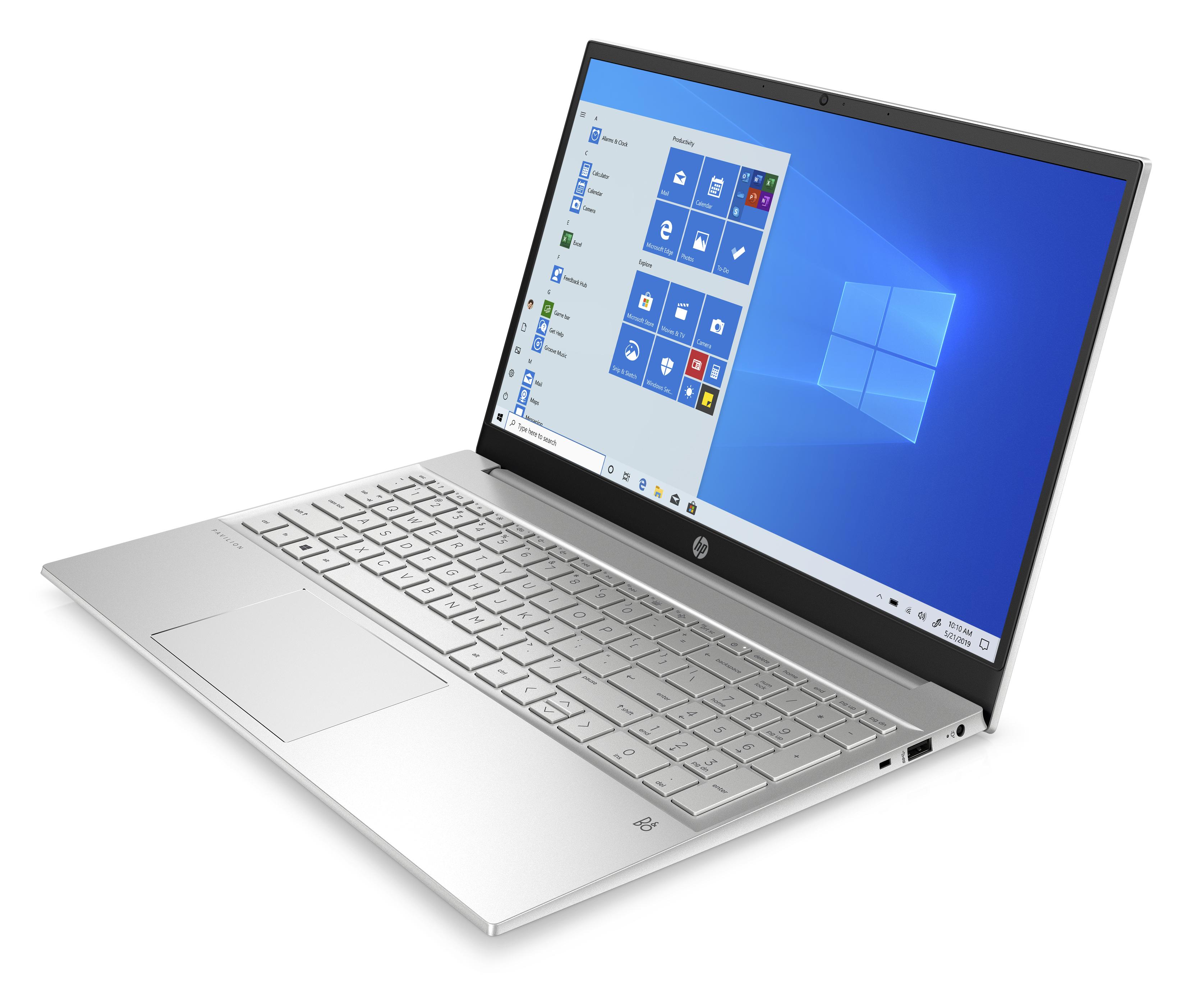Pavilion Laptop 15-eh0006nf - Gris