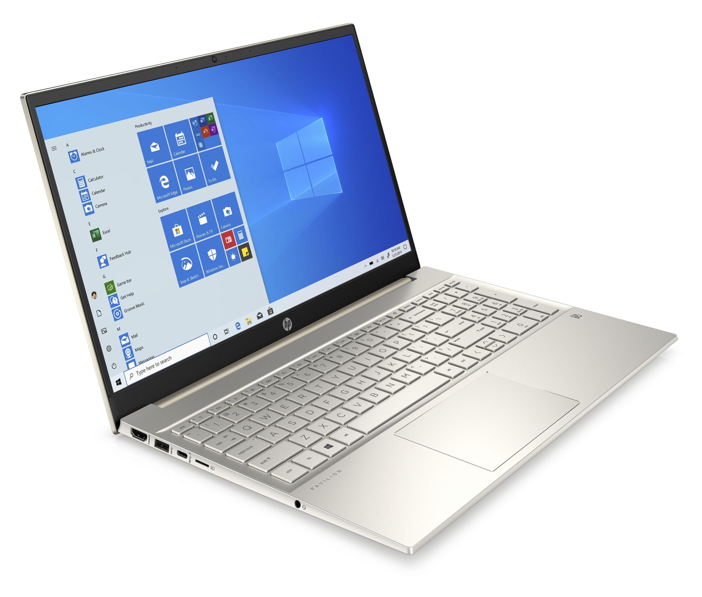 Pavilion Laptop 15-eh0008nf - Alluminium Doré