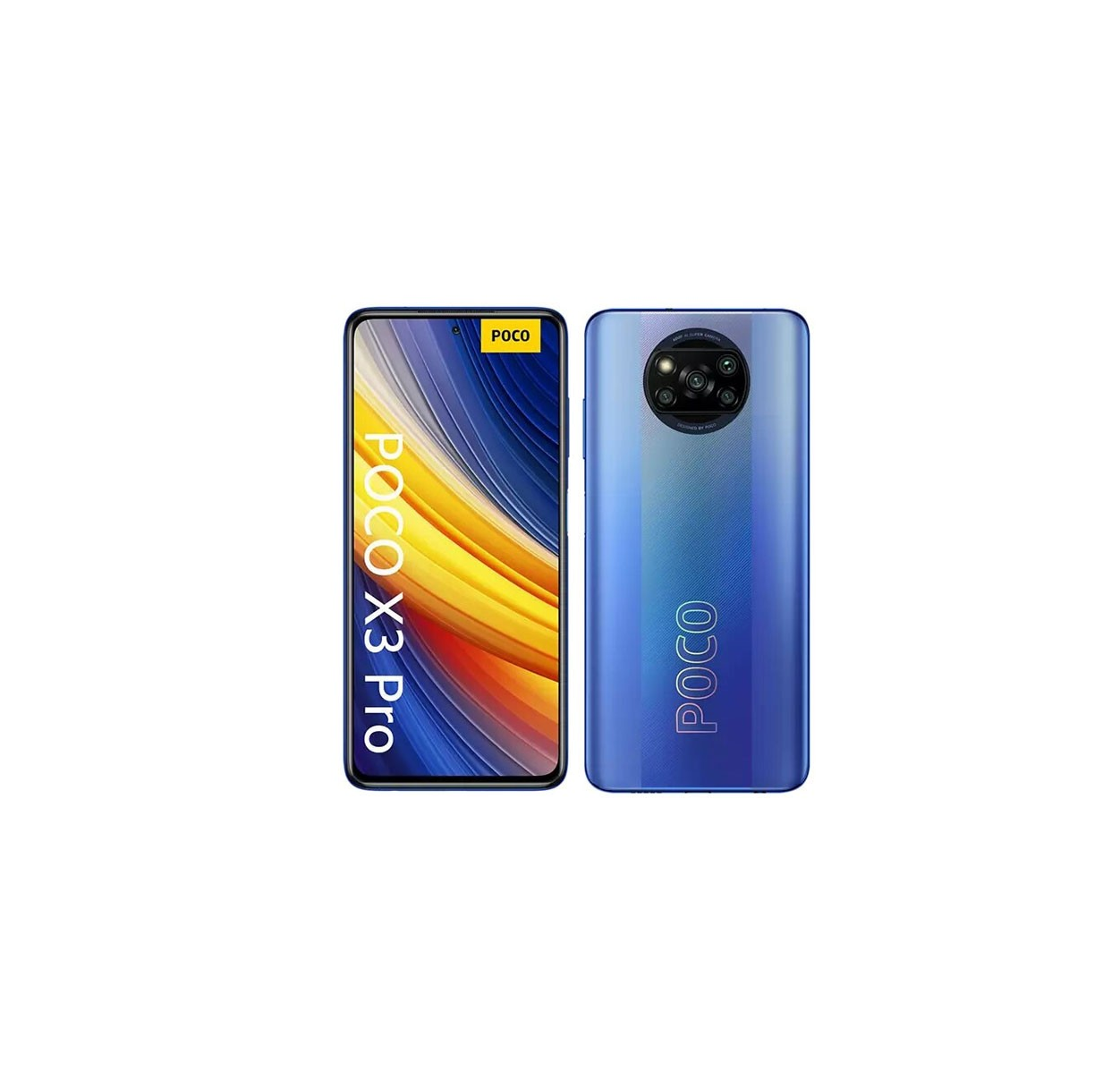 Poco X3 Pro - 6/128 Go - Bleu