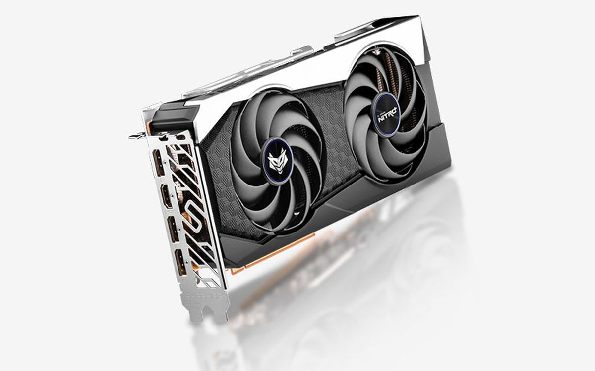 Radeon RX 6600 XT - Gaming OC - 8 Go