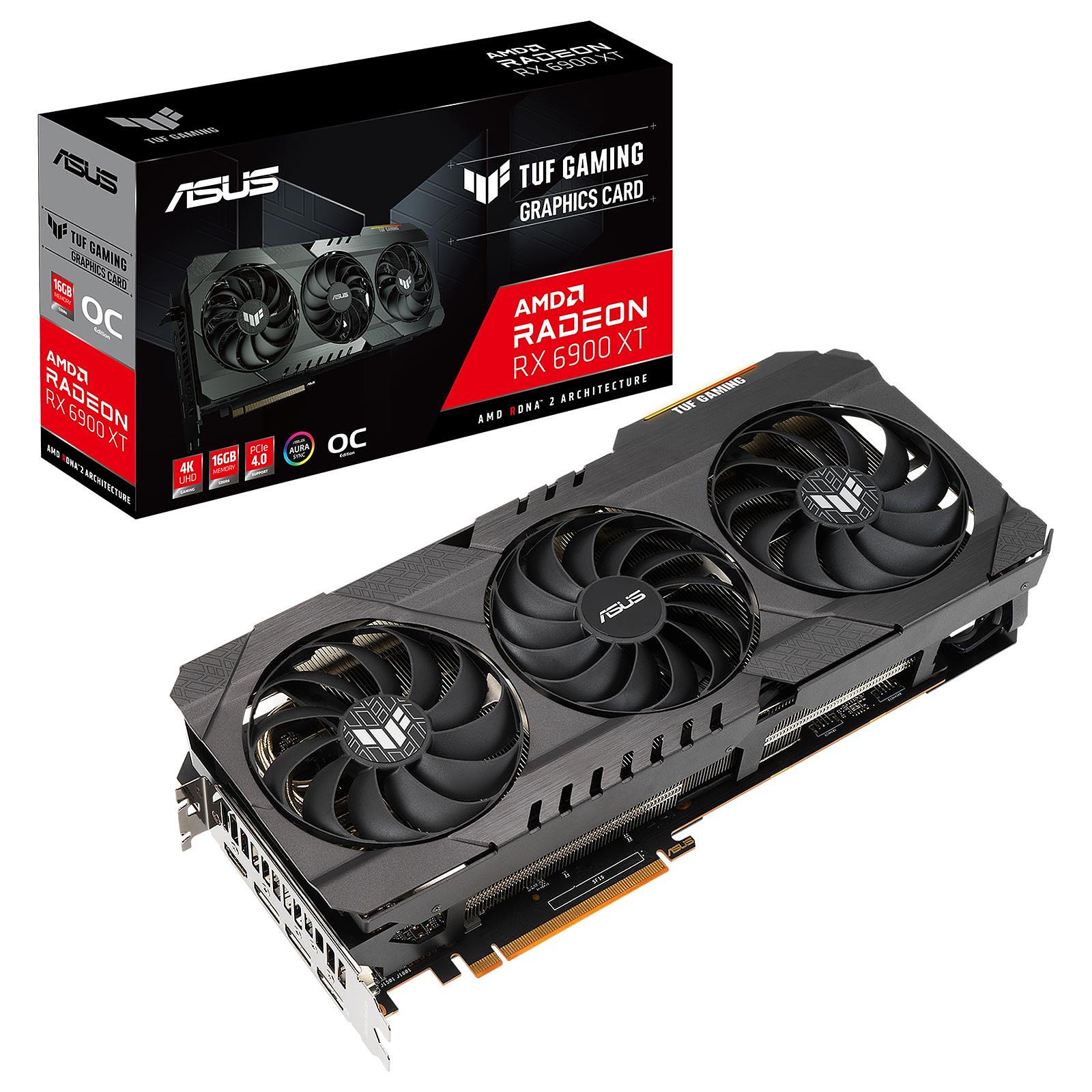 Radeon TUF RX 6900 XT O16G GAMING