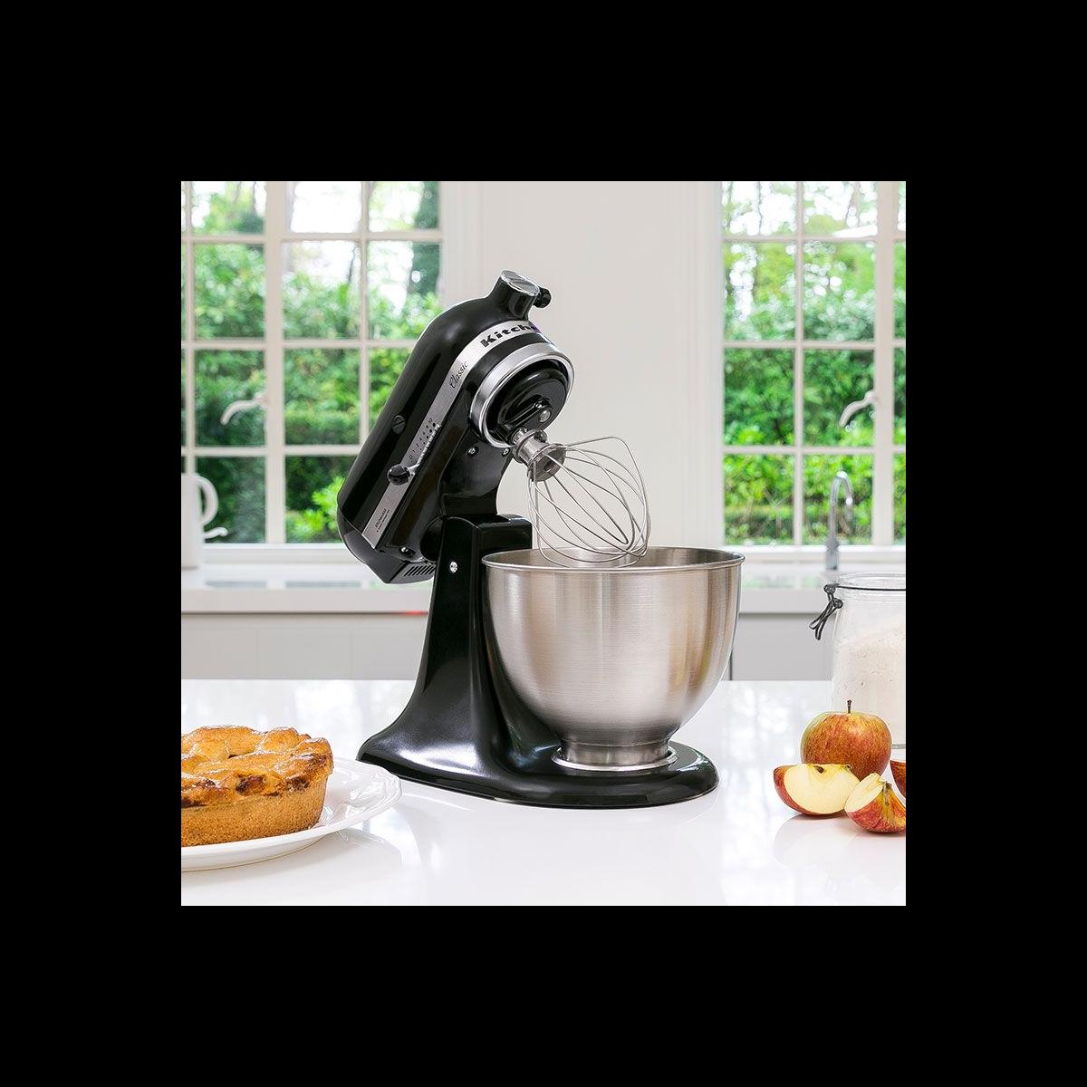 Robot pâtissier 4,3L - Classic 5K45SS - Noir réglisse