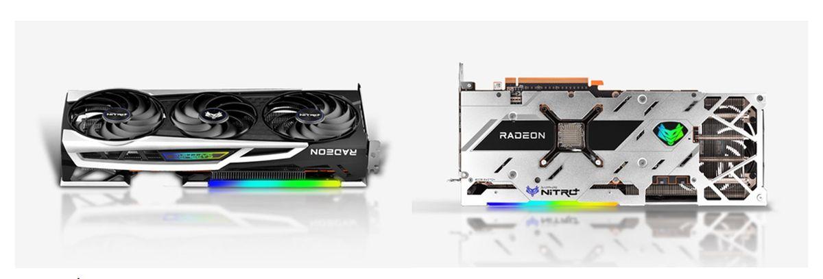 SAPPHIRE NITRO - AMD RADEON™ RX 6700 XT GAMING OC 12GB GDDR6 HDMI / TRIPLE DP