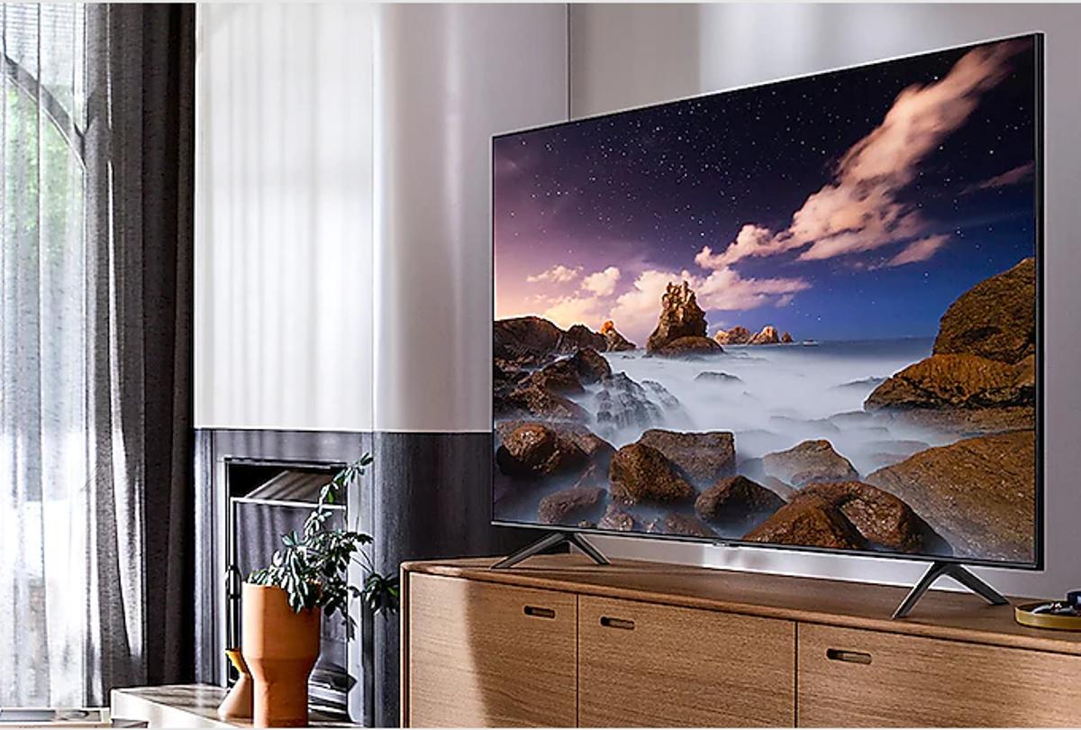 TV QLED 4K